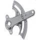 K4 3/8in Quadrant for Square Rod