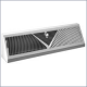 406 Steel Baseboard Diffuser 4.5in high