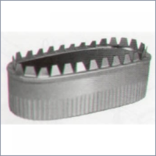 Sheet Metal Duct System Oval Start Collar